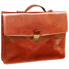 Business Briefcase - Brown